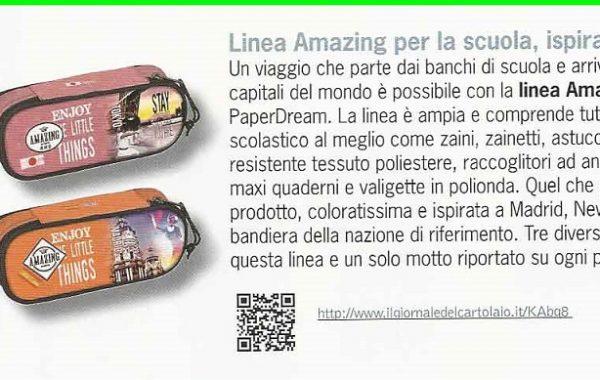 News 8 lug 2016 Paperdream