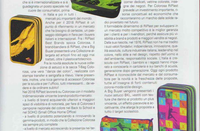 News 24 nov 2017 – La Cartoleria